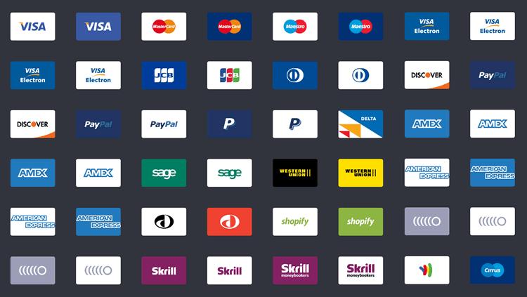 Le carte di credito per pagare on-line