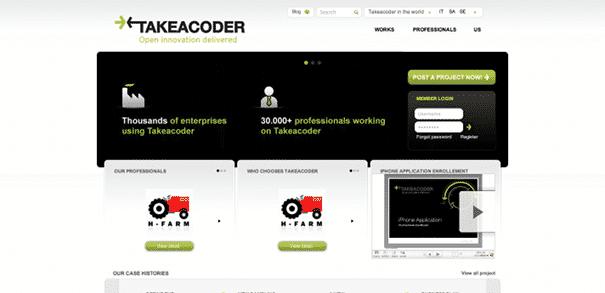 Crowdsourcing per lo sviluppo web