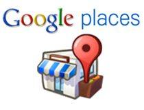 I servizi di geolocalizzazione di Google Places