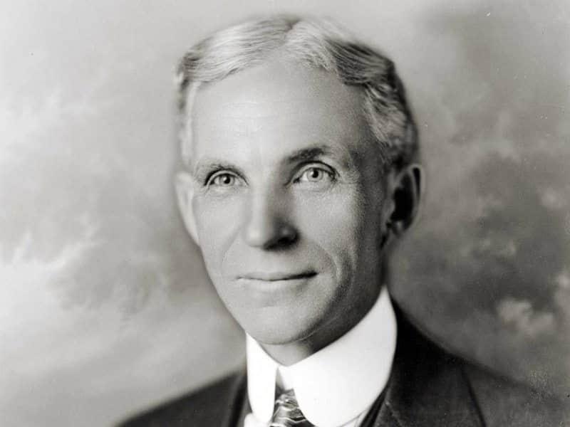 Henry Ford ha fallito due volte prima di fondare Ford Motor Company