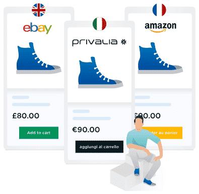 Vendere online su più marketplaces